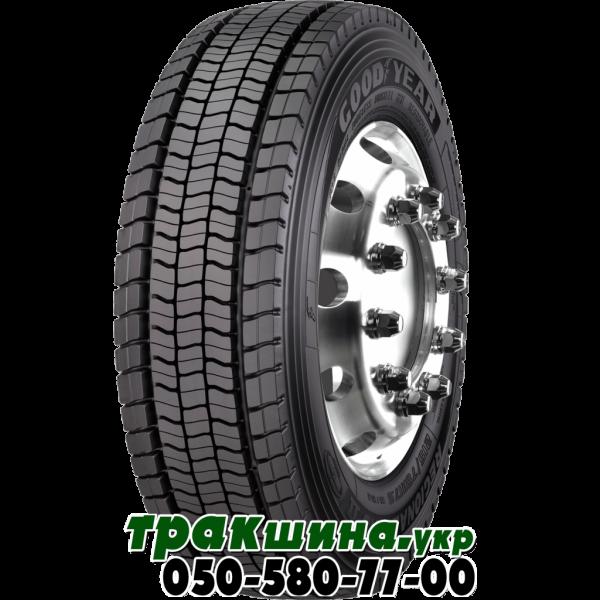 Goodyear Regional RHD II 265/70R17.5 139/136M тяга