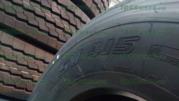 Грузовые шины 385/65R22.5 Deestone SW415 164K Таиланд впервые на украинском рынке