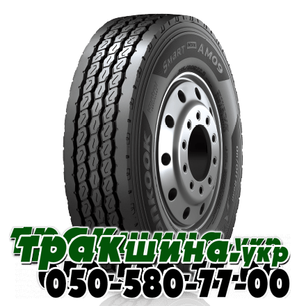 315/80 R22,5 Hankook AM09 (универсальная) 156/150K