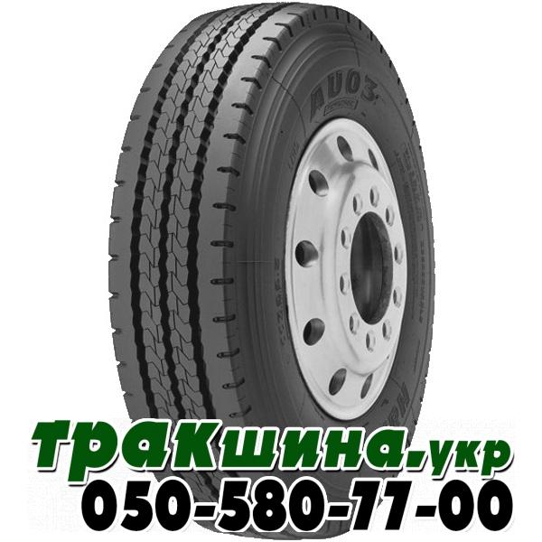 Hankook AU03 275/70 R22.5 148/145J рулевая