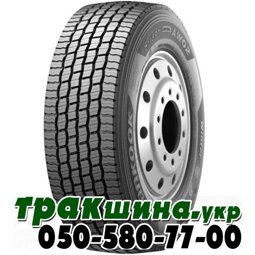 Hankook AW02 Smart Control 385/55 R22.5 160K универсальная