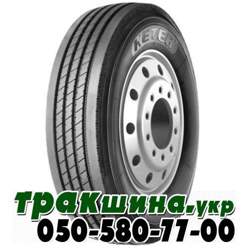 Keter KTHS1 295/80 R22.5 157/153L 18PR рулевая