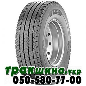 295/60R22.5 Michelin X Line Energy D 150/147K тяга