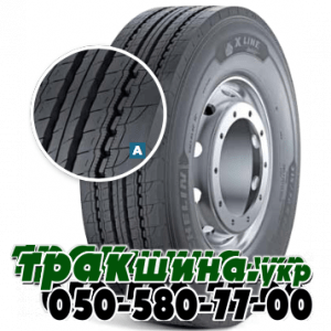 315/60 22,5 Michelin X Line Energy Z 154/150L рулевая