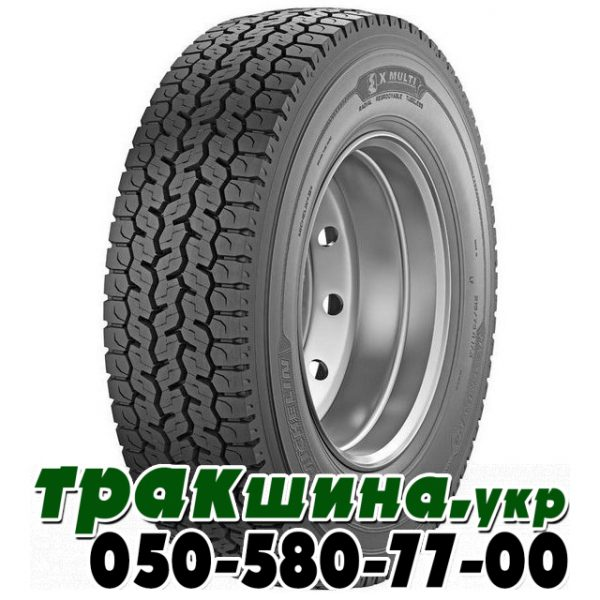 295/60R22.5 Michelin X Multi D 150/147L тяга