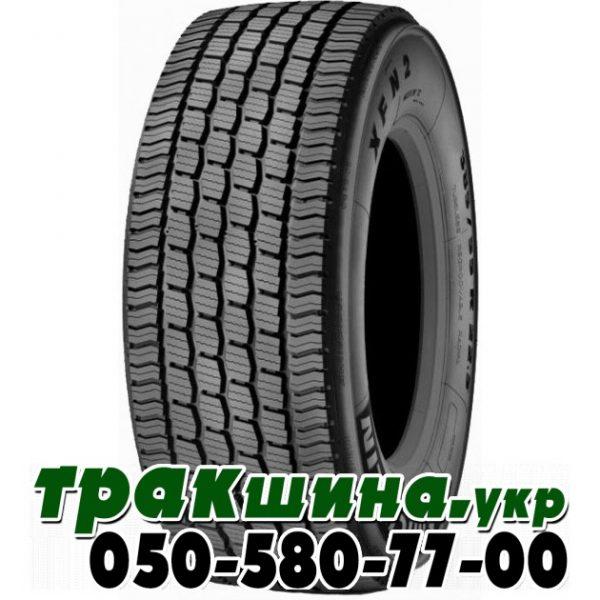 Michelin XFN2 Antisplash 295/80 R22.5 152/148M рулевая