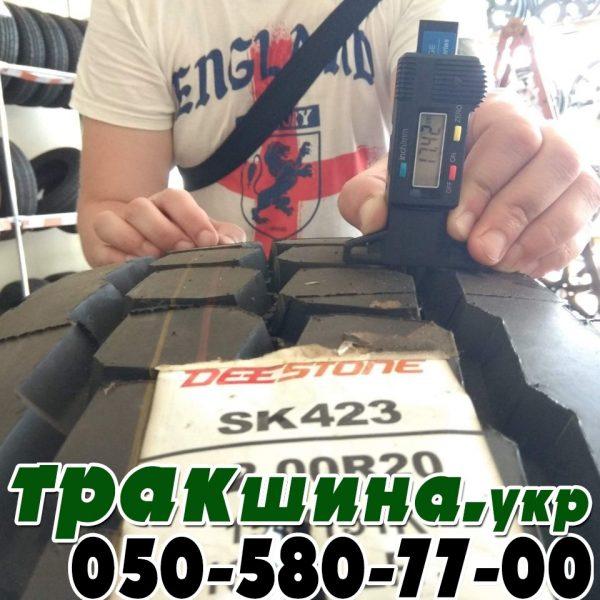 12 R20 (320 508) Deestone SK423 154/151K 18PR универсальная