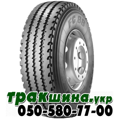 13R22.5 Pirelli FG 88 156/150K руль
