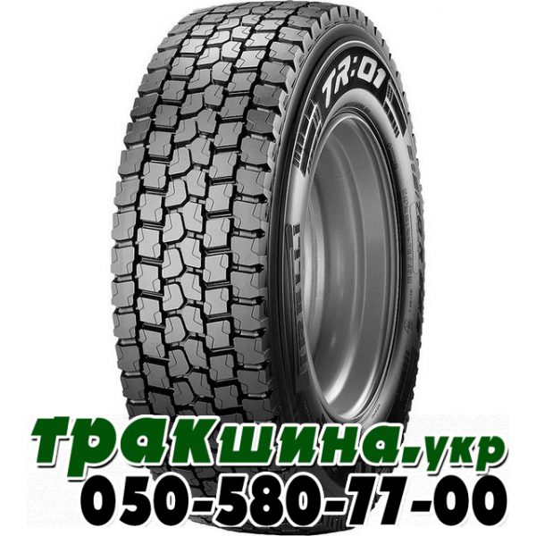 295/80 R22.5 Pirelli TR 01 152/148M ведущая