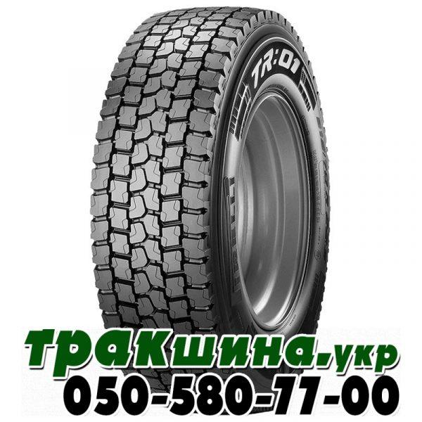 295/80 R22.5 Pirelli TR 01+ II 152/148M ведущая