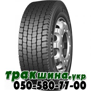 295/60R22.5 Continental HDL2 Eco 150/147L ведущая