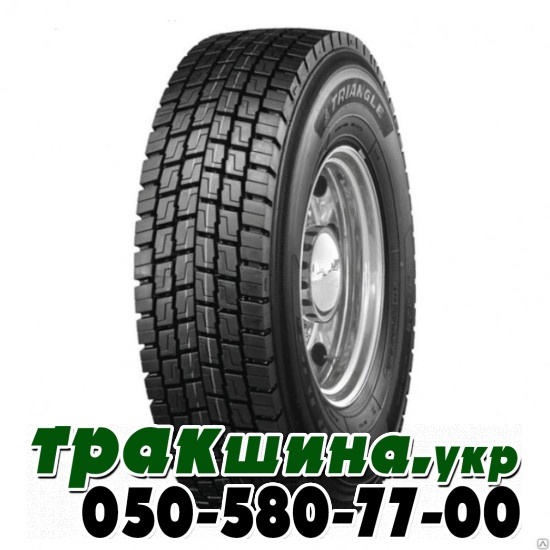 315/80 R22,5 Triangle TRD06 (ведущая) 157/154K