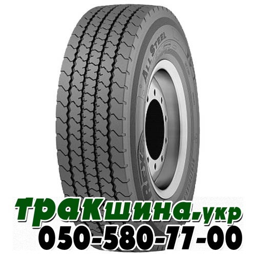 Tyrex All Steel VC-1 275/70 R22.5 148/145J универсальная