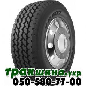 Купить китайскую грузовую резину 385/65 R22.5 triangle 697