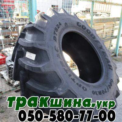 710/70 R42 Goodyear DT824 Optitrac R-1W 173 A8