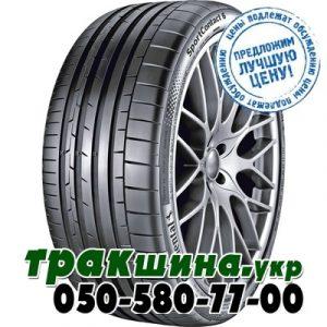 Continental SportContact 6 265/40 ZR19 102Y XL FR